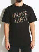 Shake Junt Spray Logo Casual Fridays T-Shirt