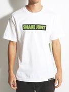 Shake Junt Stretch Logo Bar T-Shirt