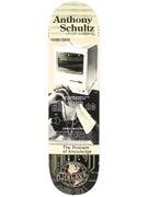 Slave Schultz Social Science Deck 8.25 x 31.9