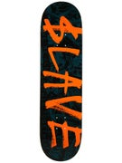 Slave All Together Navy/Orange Deck 8.5 x 32.25