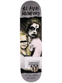 Slave Mumford Black Metal Deck  8.375 x 32