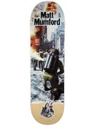 Slave Mumford Commonwealth Deck  8.675 x 32
