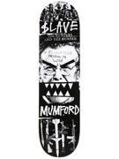 Slave Mumford Warmonger Reissue Deck 8.5 x 32.25