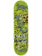 Slave Mumford Wasted Deck 8.5 x 32.25