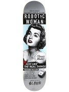 Slave Robotic Woman Classic Model Deck 8.125 x 32