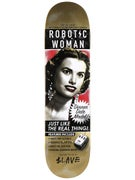 Slave Robotic Woman Dinner Date Model Deck 8.5 x 32.25