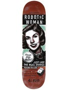 Slave Robotic Woman Housewife Model Deck 8.375 x 32.25