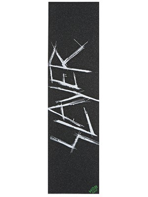 Slayer Scratchy White Griptape by Mob