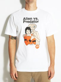 Skate Mental Alien vs. Predator T-Shirt