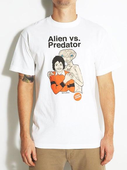 Skate Mental Alien vs. Predator T-Shirt