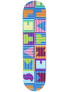 Skate Mental Block Block Deck 8.25 x 31.625