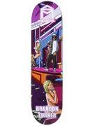Sk8 Mafia Turner Club Deck 8.19 x 32