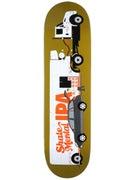 Skate Mental Plunkett Beer Truck Deck 8.625 x 32.25
