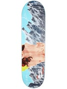 Skate Mental Plunkett Dads Deck 8.375 x 31.75