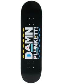 Skate Mental Plunkett Damn Plunkett Deck 8.125 x 31.625