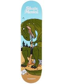 Skate Mental Plunkett T-Rex 2.0 Deck 8.25 x 31.625