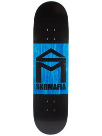 Sk8 Mafia House Logo Double Dipped Deck 8.38 x 32.12