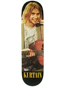 Skate Mental Curtin Kurt Kurtain Deck 8.25 x 31.625