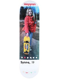 Skate Mental Kleppan Swipe Right Deck 8.0 x 31.5