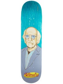Sk8 Mafia Larry Assorted Stain Deck 8.06 x 32