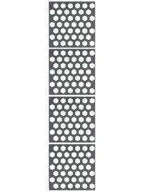 Seismic Lokton Griptape Honeycomb 3 Pack