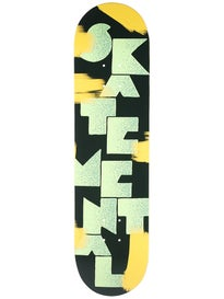 Skate Mental Logo Stack 2 Deck 8.0 x 31.625
