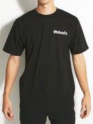 Sk8 Mafia Old E Chest Print T-Shirt
