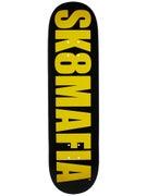 Sk8 Mafia OG Logo Killa Beez Deck 8.25 x 32.12