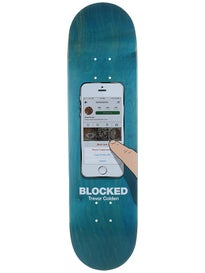 Skate Mental Colden Blocked Deck 8.06 x 31.875