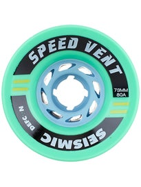 Seismic Speed Vents Defcon 73mm Wheels