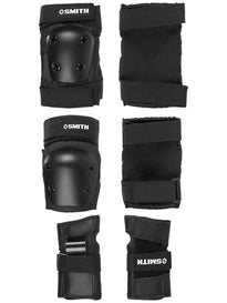 Smith Scabs Youth Protective Set 3 Pack  Black