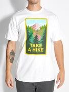 Skate Mental Take A Hike T-Shirt