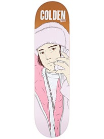 Skate Mental Colden All Pink Everything Deck 8.06x31.87