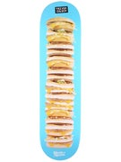 Skate Mental Colden Burger Stack Deck 8.25 x 31.625