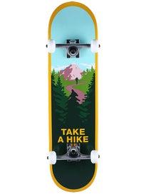 Skate Mental Take a Hike Complete 8.0 x 31.625