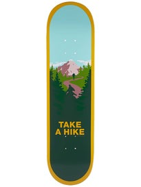 Skate Mental Take a Hike MD Deck 8.25 x 31.625