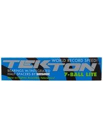 Seismic Tekton 8mm Performance LITE Skateboard Bearings