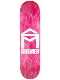 Sk8 Mafia Kremer House Assorted Stain Deck 8.25 x 32