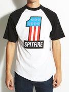 Spitfire #1 S/S Raglan T-Shirt