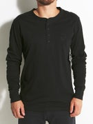 Spitfire Stock Bighead Embroidered Longsleeve Henley