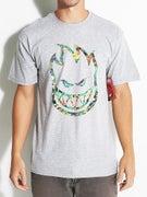Spitfire Bighead Floral T-Shirt