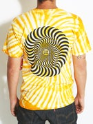Spitfire Classic Swirl Tie Dye T-Shirt