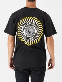 Spitfire Classic Swirl Fade T-Shirt
