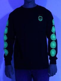 Spitfire Lil Bighead Classic Glow Longsleeve T-Shirt