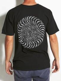 Spitfire Paisley Classic Swirl T-Shirt