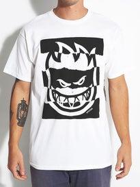 Spitfire Shredded T-Shirt