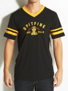 Spitfire Speed Kills S/S Jersey T-Shirt