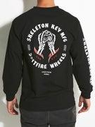 Spitfire x Skeleton Key Longsleeve T-Shirt