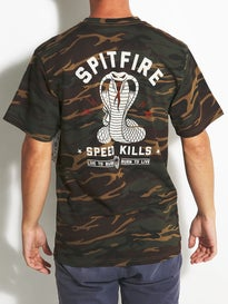 Spitfire Speed Kills T-Shirt