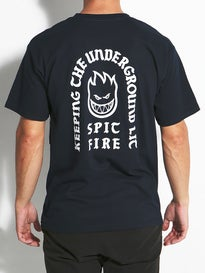 Spitfire Steady Rockin Bighead T-Shirt